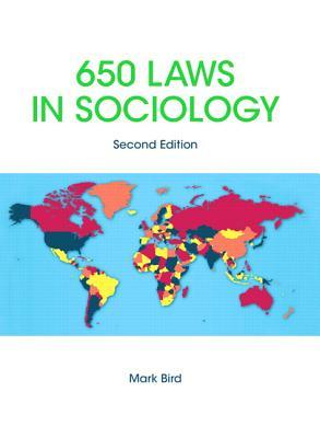 650 Laws in Sociology - Bird, Mark