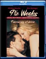 9 1/2 Weeks [Uncut Version] [French] [Blu-ray]
