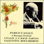 A Baroque Festival: Cello Works