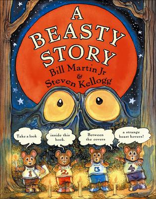 A Beasty Story - Martin, Bill
