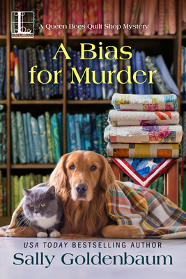 A Bias for Murder - Goldenbaum, Sally