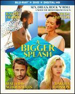 A Bigger Splash [Blu-ray/DVD] [2 Discs]