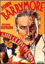 A Bill of Divorcement - George Cukor