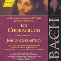 A Book of Chorale-Settings for Johann Sebastian, Vol. 7: Patience & Serenity; Jesus Hymns - Albert Michael Locher (double bass); Andreas Schmidt (bass); Christoph Prégardien (tenor); Gerhard Gnann (organ);...