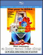 A Boy and His Dog [Collector's Edition] [2 Discs] [Blu-ray/DVD] - L.Q. Jones