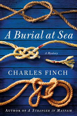 A Burial at Sea - Finch, Charles