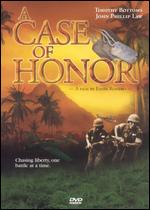 A Case of Honor - Eddie Romero