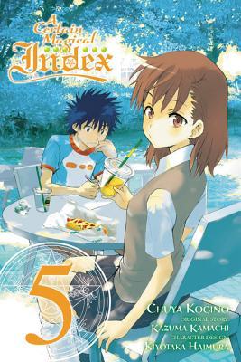 A Certain Magical Index, Volume 5 - Kamachi, Kazuma, and Kogino, Chuya