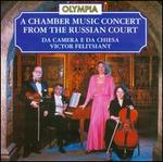 A Chamber Music Concert from the Russian Court