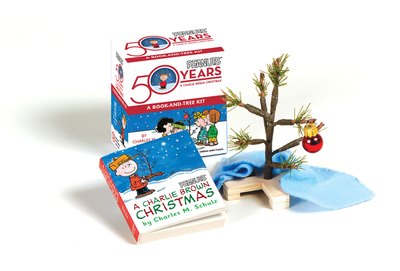A Charlie Brown Christmas Kit: Book and Tree Kit - Schulz, Charles M