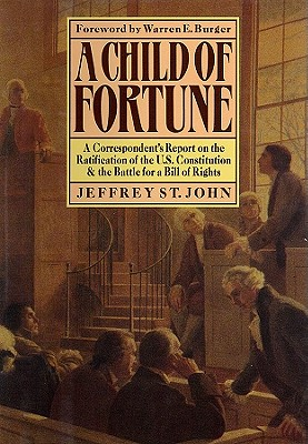 A Child of Fortune - St John, Jeffrey, Professor, and Riggenbach, Jeff (Read by)