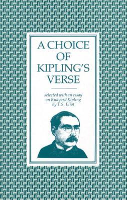 A Choice of Kipling's Verse - Kipling, Rudyard