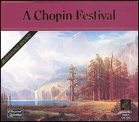 A Chopin Festival - Arthur Lima (piano); Dubravka Tomsic (piano); Ida Cernicka (piano); Peter Serkin (piano); Russell Sherman (piano);...