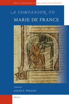 A Companion to Marie de France - Whalen, Logan