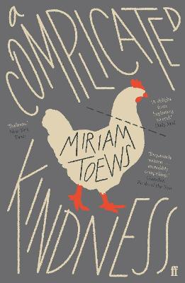 A Complicated Kindness - Toews, Miriam