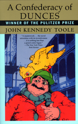A Confederacy of Dunces - Toole, John Kennedy, and Percy, Walker (Foreword by)