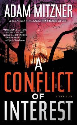 A Conflict of Interest - Mitzner, Adam