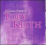 A Country Tribute to Toby Keith