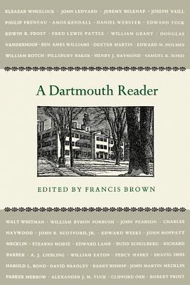 A Dartmouth Reader - Brown, Francis (Editor)