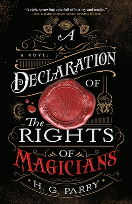 A Declaration of the Rights of Magicians - Parry, H G
