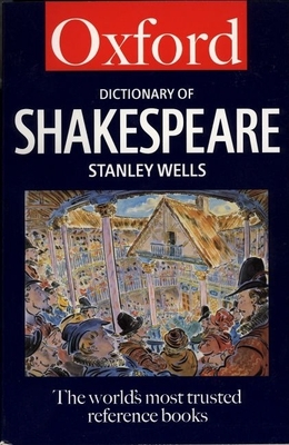 A Dictionary of Shakespeare - Wells, Stanley W