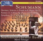 A Different Schumann, Vol. 1 - Overture, Scherzo & Finale, Op. 52; Symphony No. 4