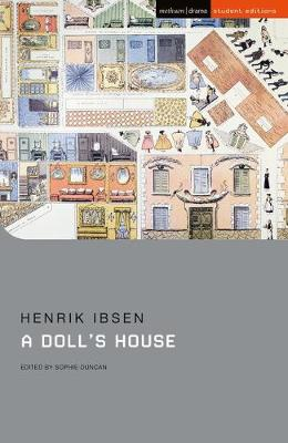 A Doll's House - Ibsen, Henrik, and Megson, Chris (Editor), and Meyer, Michael (Translated by)