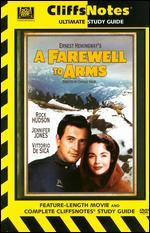 A Farewell to Arms [Cliff Notes Edition]