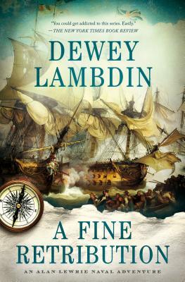 A Fine Retribution - Lambdin, Dewey
