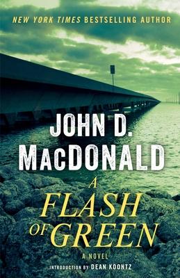 A Flash of Green - MacDonald, John D