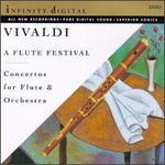 A Flute Festival: Concertos by Vivaldi for Flute & Orchestra