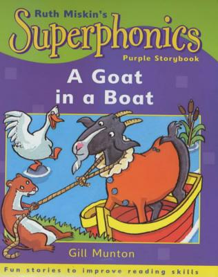 A Goat in a Boat -