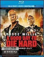 A Good Day to Die Hard [Blu-ray/DVD] [Includes Digital Copy] [UltraViolet] [Movie Money]
