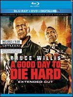 A Good Day to Die Hard [Includes Digital Copy] [Blu-ray/DVD] [Ultraviolet] [Movie Money]
