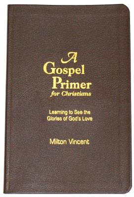 A Gospel Primer for Christians: Learning to See the Glories of God's Love - Vincent, Milton