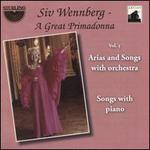 A Great Primadonna, Vol. 5: Arias and Songs with Orchestra; Songs with Piano