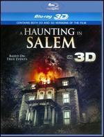 A Haunting in Salem - Shane Van Dyke