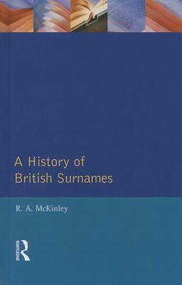 A History of British Surnames - McKinley, Richard