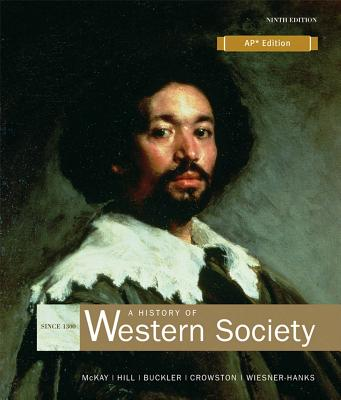 9780312683214 A History Of Western Society Since 1300 For Advanced