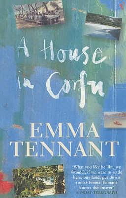 A House In Corfu - Tennant, Emma