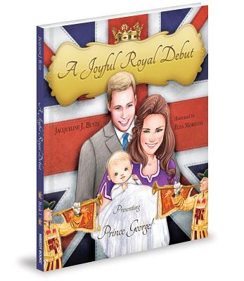 A Joyful Royal Debut - Buyze, Jacqueline J