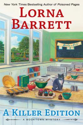 A Killer Edition - Barrett, Lorna