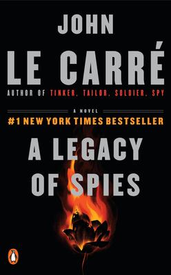 A Legacy of Spies - Le Carré, John