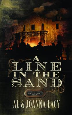 A Line in the Sand - Lacy, Al, and Lacy, JoAnna