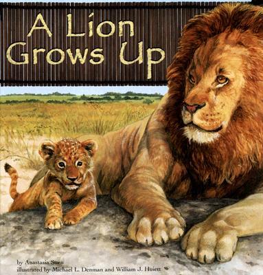 A Lion Grows Up - Suen, Anastasia