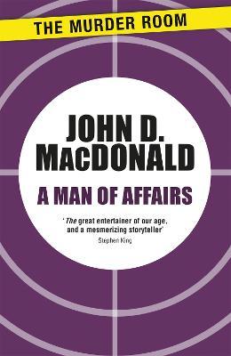 A Man of Affairs - MacDonald, John D.