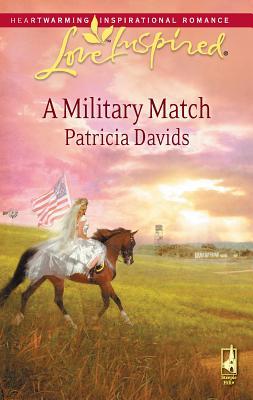 A Military Match - Davids, Patricia