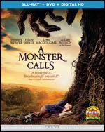 A Monster Calls [Includes Digital Copy] [UltraViolet] [Blu-ray/DVD] [2 Discs] - Juan Antonio Bayona