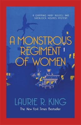 A Monstrous Regiment of Women - King, Laurie R.