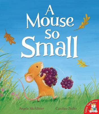 A Mouse So Small - McAllister, Angela